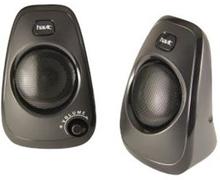 Havit Basicline Speaker 2.0 - 6 W - Sort