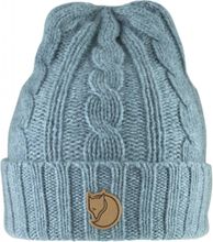 Braided Knit Hat Frost
