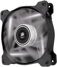 SP120 LED - White Lådfläkt - 120 mm - 26 dBA