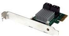 4 Port PCI Express SATA III 6Gbps RAID C