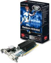 Radeon HD 6450 Low Profile - 1GB GDDR3 RAM - Grafikkort