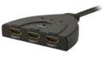 HDMI-7001 - video-/ljudomkopplare - 3 po