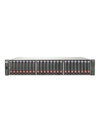 Modular Smart Array P2000 G3 FC/iSCSI Dual Combo Controller SFF Modular Smart Array System