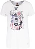 True Religion Tshirt med tryck white