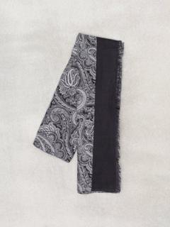 Amanda Christensen Printed Single Scarf Halsdukar & scarves Black