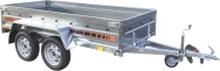 Släpvagn Boro Agro BO726T-LED