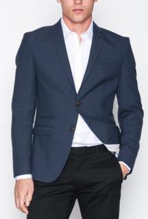 Selected Homme Shdone-Buffalo Oasis Navy Blazer Kavajer & kostymer Mörk Blå