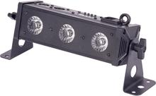 Ibiza LED bar X3-RGBW