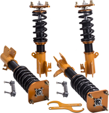 Coilovers Suspension Lowering Kit compatible for Mazda Protege 323 BJ 1999-2003 Adj. Damper