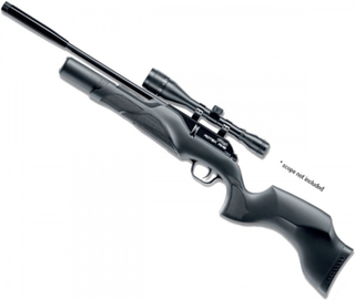 WALTHER ROTEX RM8 BLACK-PCW, 24 Joules Luftgevær 4,5mm Pellet