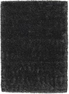 Lotus - Mörkgrå matta 120x170 Modern Matta