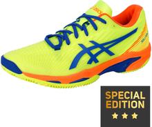 Asics Solution Speed FF 2 Tennisschuhe Special Edition Herren 39.5
