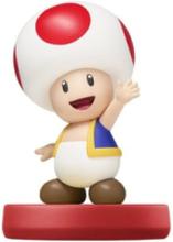 Amiibo Supermario - Toad - Tillbehör för spelkonsol - Wii U
