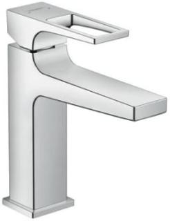 Hansgrohe Metropol 110 håndvaskarmatur m/bøjlegreb, krom