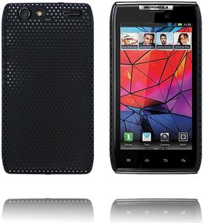 Atomic (Sort) Motorola RAZR Deksel