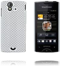 Atomic (Hvit) Sony Ericsson Xperia Ray Deksel