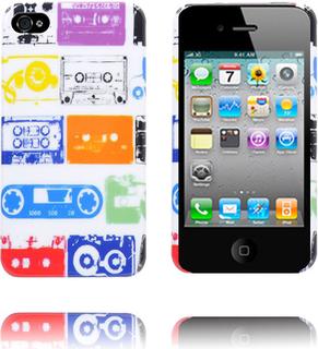 New Sketch (Diverse Colors) iPhone 4S Deksel