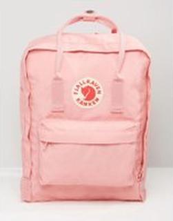 Fjallraven - Classic Kånken ryggsäck i pastellrosa - Rosa 312