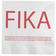 Servetter FIKA 25-pack