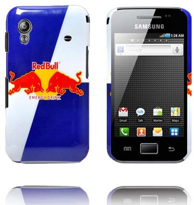 Icon (Red Bull) Samsung Galaxy Ace Skal