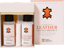 Skinnvård - Leather Cleaning & Protection