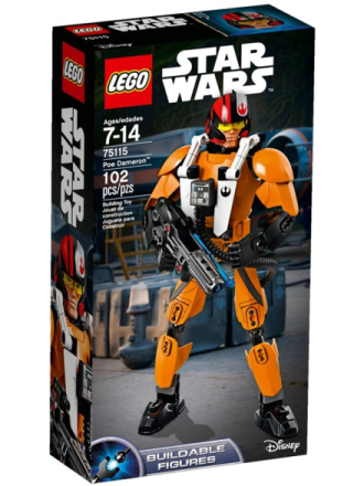 Star Wars Poe Dameron - 75115 - Proshop