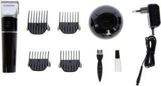 Kerbl DeloX batteridrevet klippemaskin med tilbehør - Komplettsett