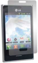 LG Optimus L3 Screen Beskyttelsesfilm (Antirefleks)