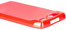 Candy Colorz (Rød) Motorola RAZR Deksel