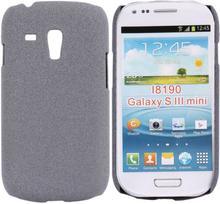 RockSand (Grå) Samsung Galaxy S3 Mini Deksel