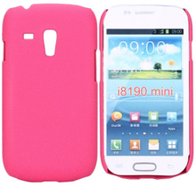 RockSand (Hot Rosa) Samsung Galaxy S3 Mini Deksel