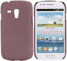 RockSand (Brun) Samsung Galaxy S3 Mini Deksel