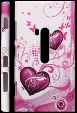 Valentine (To Lilla Hjerter) Nokia Lumia 920 Deksel