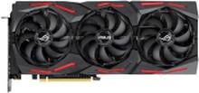 ASUS ROG-STRIX-RTX2070S-O8G-GAMING - OC Edition - grafikkort - GF RTX 2070 Super - 8 GB GDDR6 - PCIe 3.0 x16 - 2 x HDMI, 2 x DisplayPort, USB-C