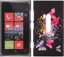 Valentine (Natt Miksede Sommerfugler) Nokia Lumia 920 Deksel