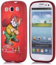 Merry Christmas (Nisse) Samsung Galaxy S3 Deksel