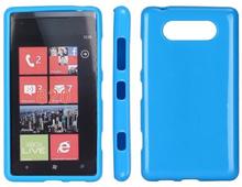 Soft Shell (Blå) Nokia Lumia 820 Deksel
