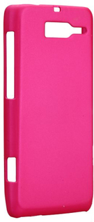 Hard Shell (Hot Rosa) Motorola DROID RAZR M Deksel