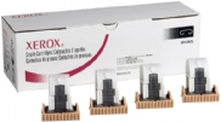 Xerox WorkCentre 7525/7530/7535/7545/7556 - Hæftemaskinepatron (pakke med 4) - for Xerox D136 Color C60, C70, C75, J75 Phaser 7800 WorkCentre 7556