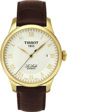 Tissot T-Classic Le Locle T41.5.413.73 Herrenuhr - Braun