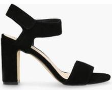 Sandały czarne Kelly