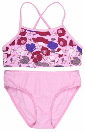 Lindberg Leah Bikini Pink Blommig Rosa Barn Junior, Lindberg