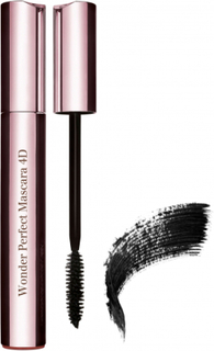 Clarins Wonder Perfect Mascara 4D 01 Perfect Black