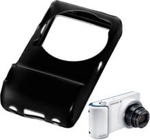 Soft Shell (Svart) Samsung Galaxy Camera Deksel