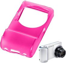 Soft Shell (Rosa) Samsung Galaxy Camera Deksel