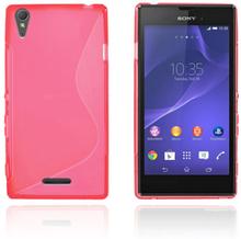 Lagerlöf (Rosa) Sony Xperia T3 Skal