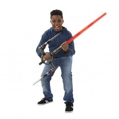 Star Wars - Spinning Lightsaber (B8263)