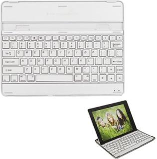 Bluetooh Aluminum Tastatur (Sølv) til iPad 2 3 4