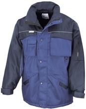 Result Herrarbetskläder Heavy Duty Water Repellent Windproof Combo Coat