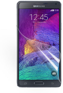 Displayskydd till Samsung Galaxy Note 4